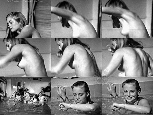 Naked Cybill Shepherd photo