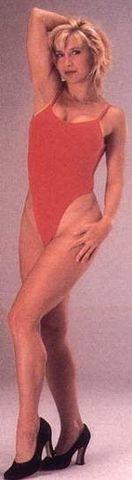Cynthia Rothrock topless art