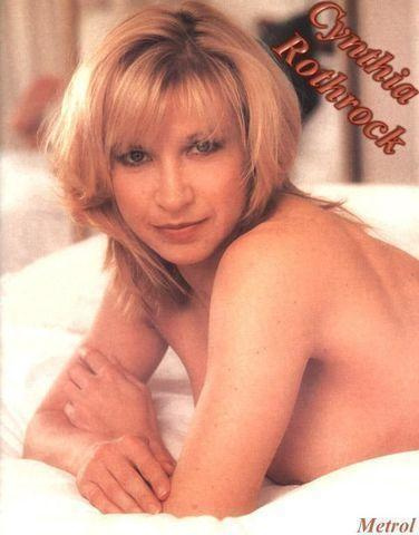 Naked Cynthia Rothrock foto