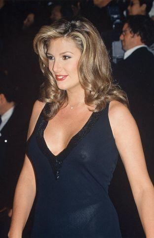actress Daisy Fuentes 22 years prurient photos beach