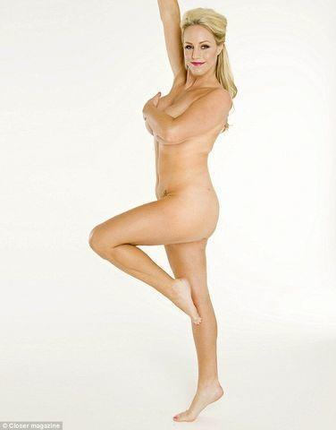 celebritie Danielle Mason 25 years buck naked photography home