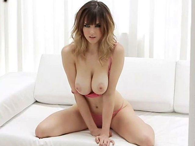Danielle Sharp topless snapshot