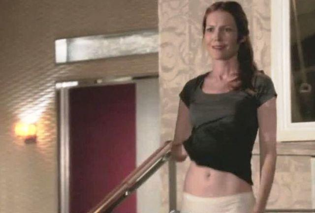 actress Darby Stanchfield 23 years indecent art in public