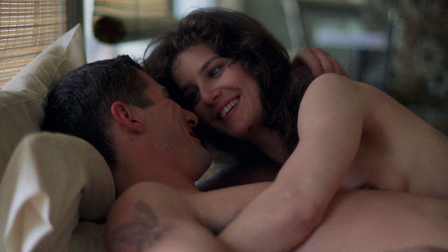 celebritie Debra Winger 21 years pussy snapshot in public