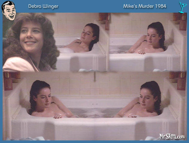 Hot photoshoot Debra Winger tits