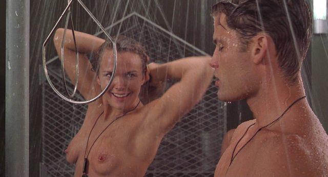 models Dina Meyer 25 years obscene photos home