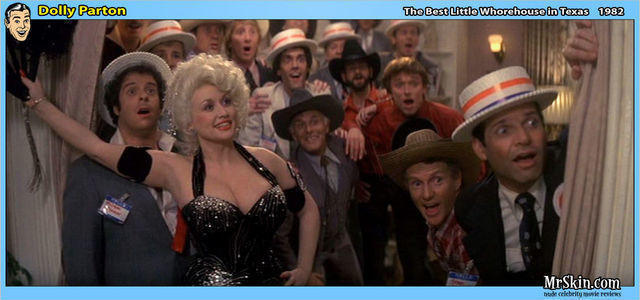actress Dolly Parton 23 years in the altogether photos in public