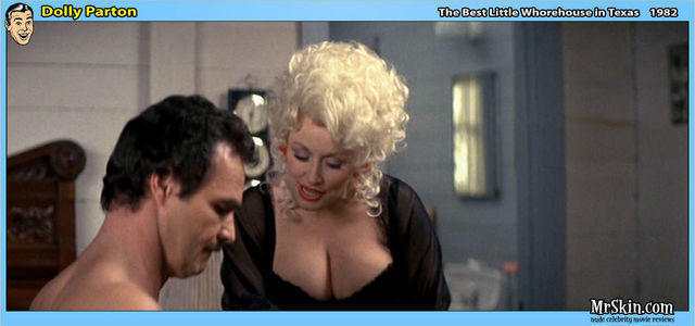 Hot pics Dolly Parton tits