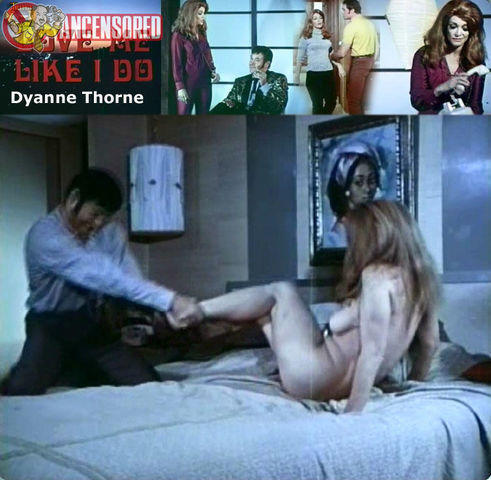 Dyanne Thorne nude photo