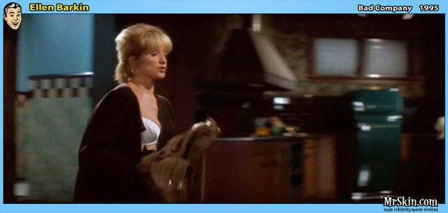 actress Ellen Barkin 19 years sensual image in the club