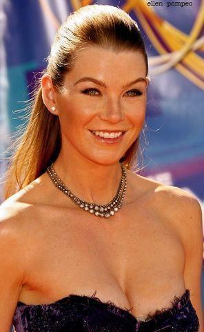 models Ellen Pompeo 24 years unclad photos in public