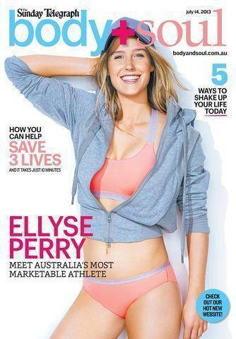 Sexy Ellyse Perry photoshoot HD