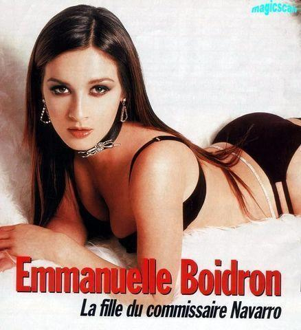 actress Emmanuelle Boidron 19 years in the altogether snapshot home