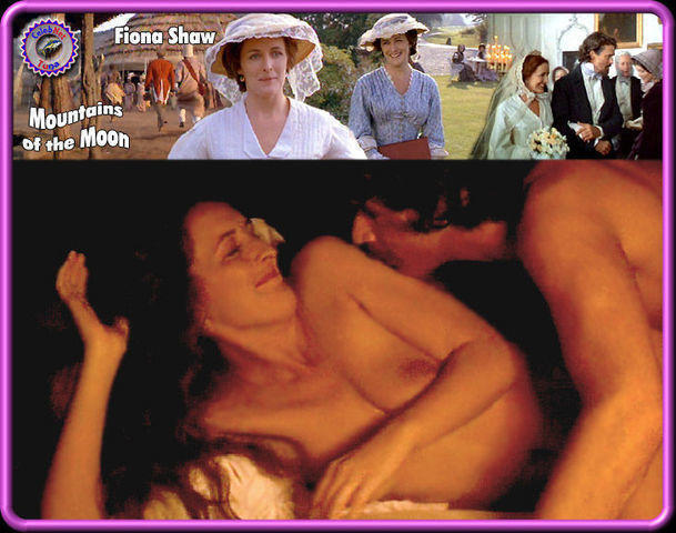 Fiona Shaw topless image