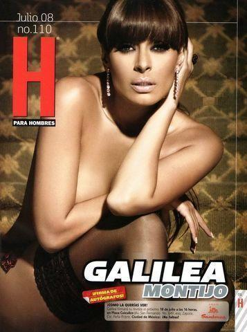 Galilea Montijo topless photo