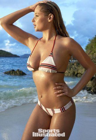 models Genevieve Morton 23 years swimming suit pics home