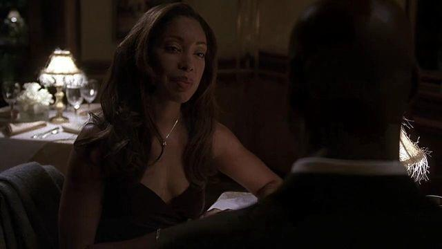Hot photoshoot Gina Torres tits
