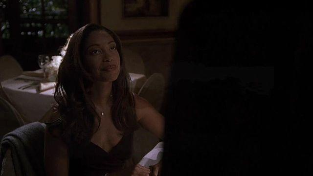 actress Gina Torres 21 years Without panties photo in public