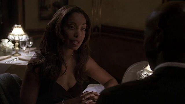 Gina Torres topless picture