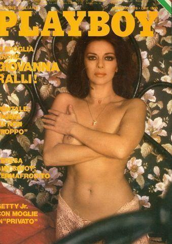 actress Giovanna Ralli 23 years unmasked photo in the club