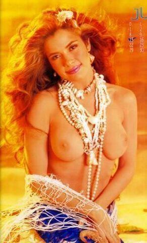 models Gloria Trevi 2015 inviting picture beach