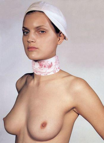 Naked Guinevere Van Seenus picture