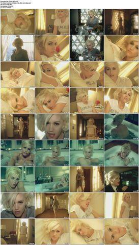 celebritie Gwen Stefani 22 years bared photo home