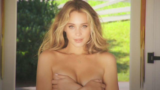 models Hannah Davis 2015 salacious photography home