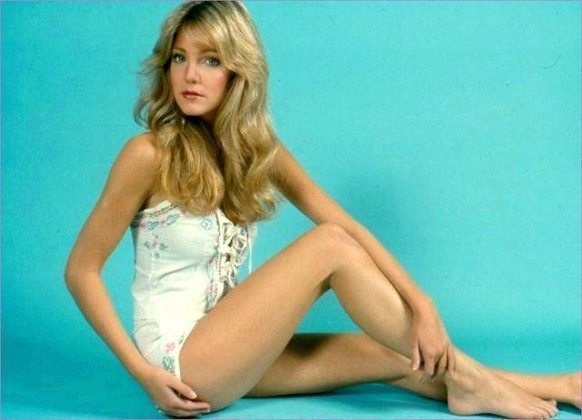 Naked Heather Locklear foto