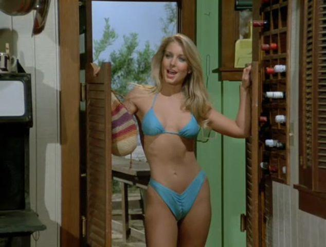 Heather Thomas topless art