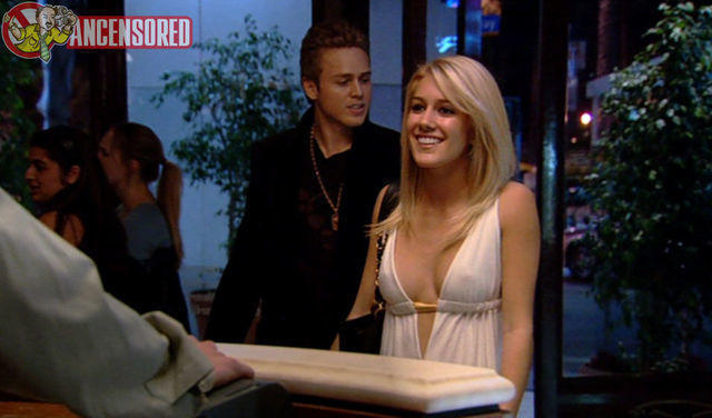 actress Heidi Montag Pratt 23 years naked photoshoot home