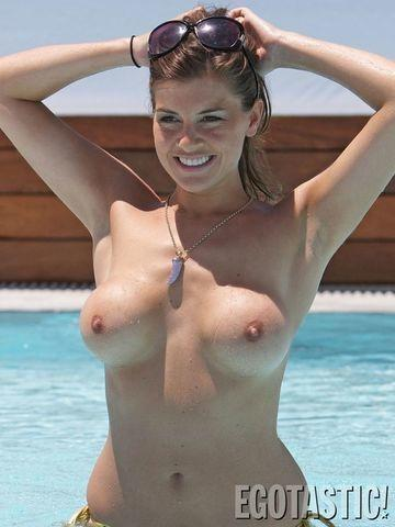 celebritie Imogen Thomas 2015 Without swimming suit image in the club