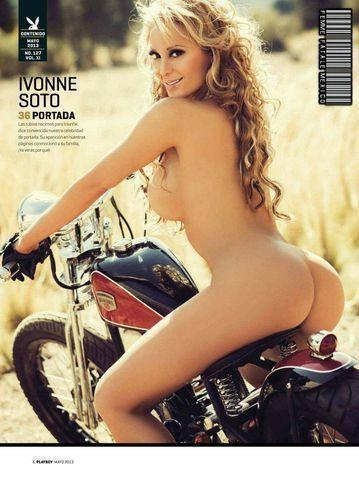 models Ivonne Soto 20 years sexual foto in the club
