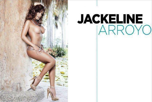 actress Jackeline Arroyo 20 years naked image home