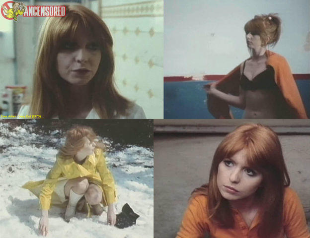 Hot photography Jane Asher tits