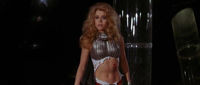 actress Jane Fonda 24 years spicy photos in public