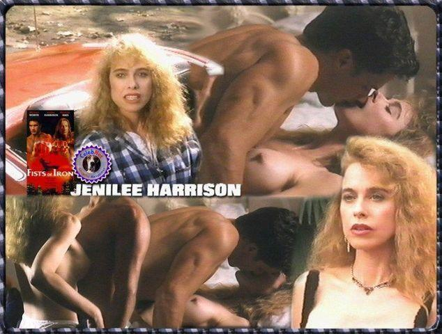 celebritie Jenilee Harrison 23 years teat picture home
