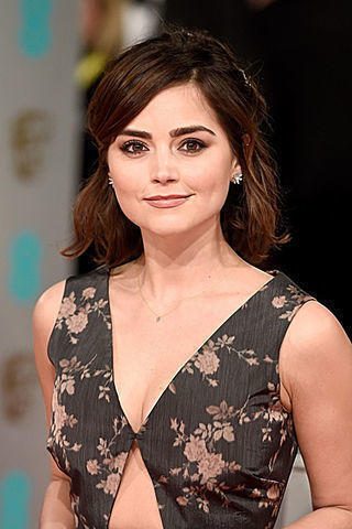 Hot photos Jenna-Louise Coleman tits