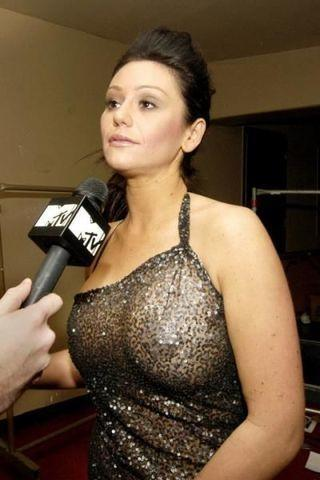 celebritie Jenni JWoww Farley 2015 naked photos home