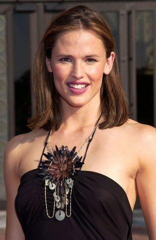 Naked Jennifer Garner photoshoot