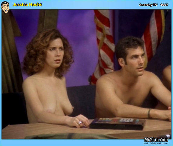 Hot picture Jessica Hecht tits