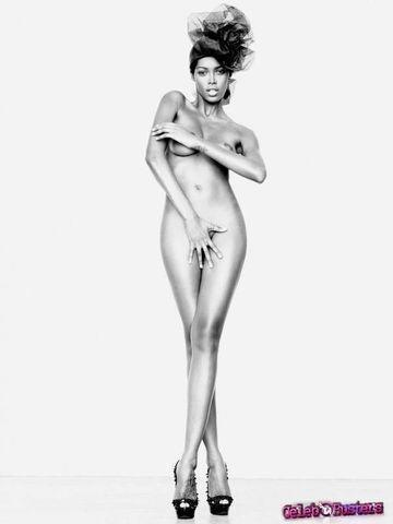 Jessica White nude photoshoot