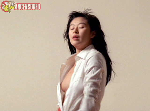 models Ji-Won Ye 21 years Without clothing photo in the club