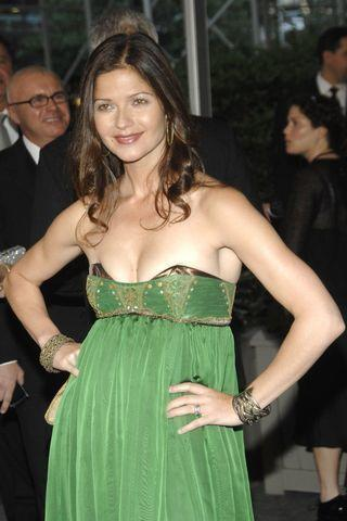 celebritie Jill Hennessy young indelicate photography beach