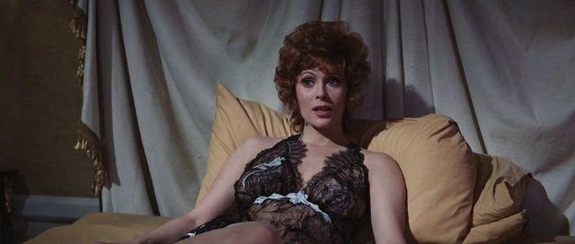 actress Jill St. John young private pics in public
