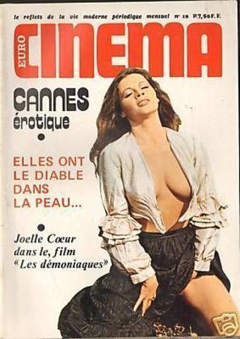 Joëlle Coeur topless photos