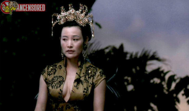 Naked Joan Chen picture