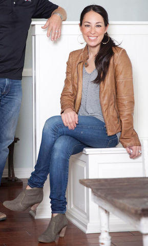 celebritie Joanna Gaines 19 years naked picture home