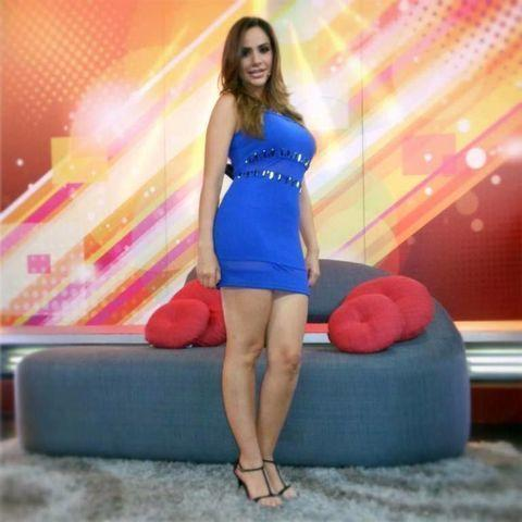 celebritie Joselyn Juncal 23 years Hottest foto in the club