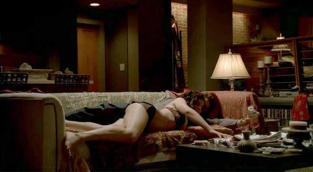 Naked Julianna Margulies picture